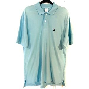Brooks Brothers 346 Original Fit Short Sleeve Polo